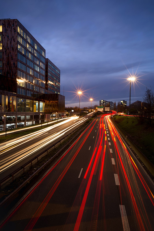 transport conventionnel tracés route représentant la technologie